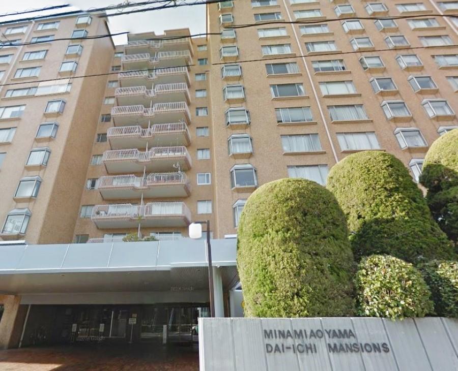 MinamiAoyama Daiichi Manshions