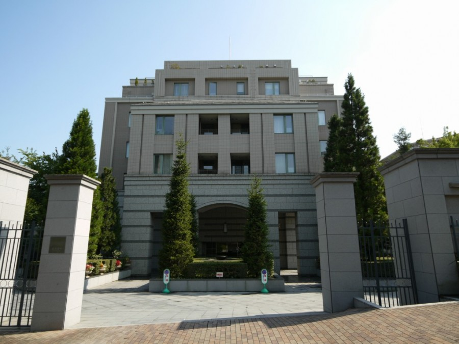 Azabu Kasumicho Park Mansion