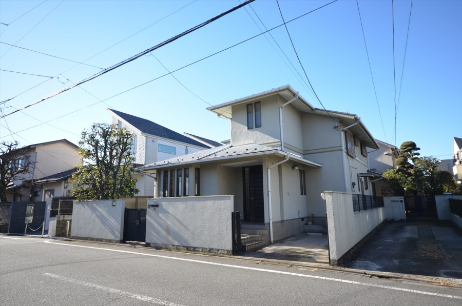 Nishiogi South House